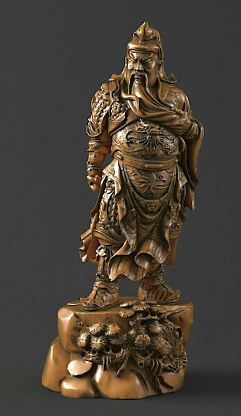 New arrival 3D model file, Grayscale model for CNC machine STL format Chinese Kwan Kung Bodhisattva martyrs faith hope and love and their mother sophia 3d model relief figure stl format religion for cnc in stl file format