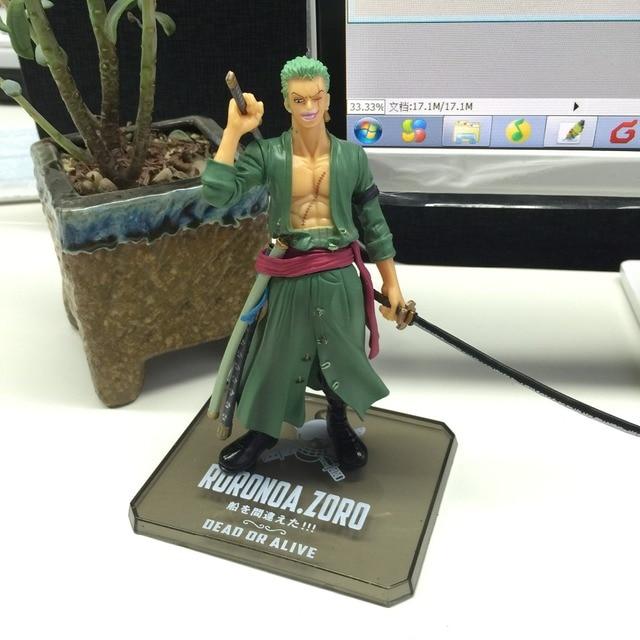 One Piece Roronoa Zoro Action Figure Toys