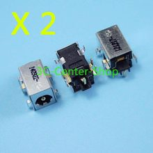 2 PCS Laptop dc power jack For HP NC6100 NC6110 NC6120 NC6200 NC6230 NC6240 NC8200 NC8230 NC8240Tracking Number