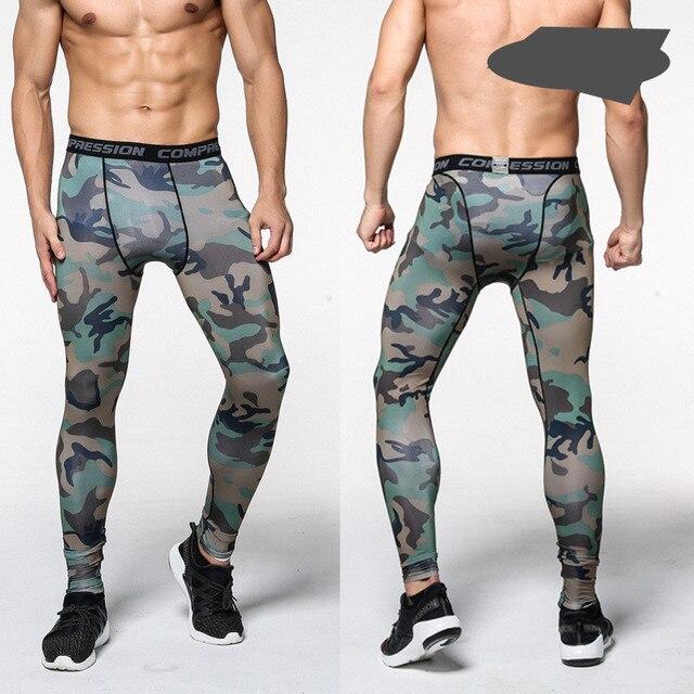 Mens Compression Sweatpants Camouflage Leggings For Man Fashion Joggings Trousers Long Fitness Clothing Plus Size Pantalon Homme 10