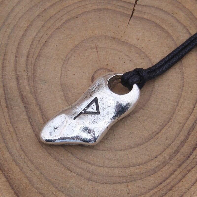 Le symbole des pierres de rune lettre p
