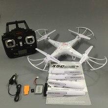 Syma RC Quadcopter Drone Con Cámara syma X5C X5C-12.4G dron X101 VS MJX rc helicóptero drones con cámara hd profesional aviones no tripulados