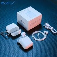 Беспроводные bluetooth-наушники RAXFLY i9s TWS с зарядным устройством микрофон 3D стерео мини bluetooth-наушники-вкладыши гарнитура для Air pods наушники бесп...