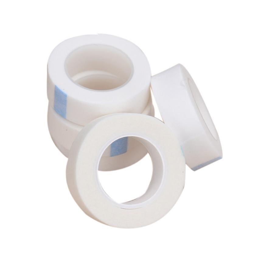 5Pcs Clear Eyelash Individual Extension Tools Supply Medical Tape Technician Dropshipping Wholesale LP