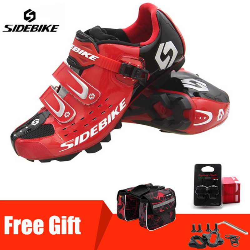 SIDEBIKE Men Cycling Shoes 2019 Sneakers Autolock Sapatilha Ciclismo Bike Shoes Zapatillas Ciclismo MTB Breathable Bicycle ShoesSIDEBIKE Men Cycling Shoes 2019 Sneakers Autolock Sapatilha Ciclismo Bike Shoes Zapatillas Ciclismo MTB Breathable Bicycle Shoes