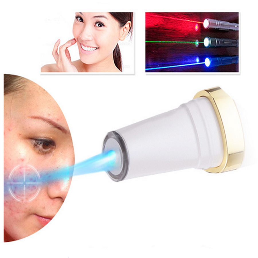 New Swell Microdermabrasion Machine Blue Red Green Light Laser Acne Pen Shovel Acne Pockmark Removeral Clean Skin Beauty Device