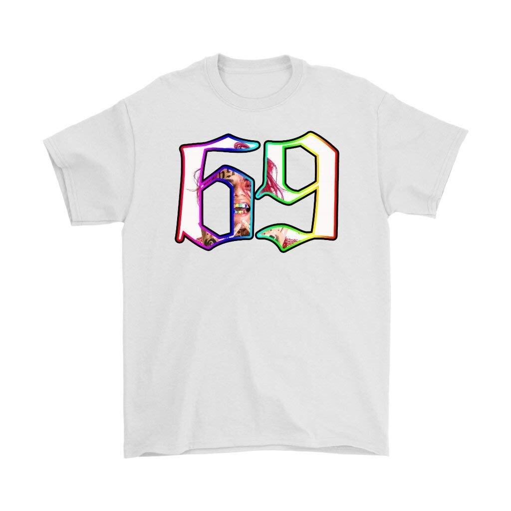 ScumGang 6ix9ine Tekashi 69 Rap T Shirt Print T Shirt Men ...