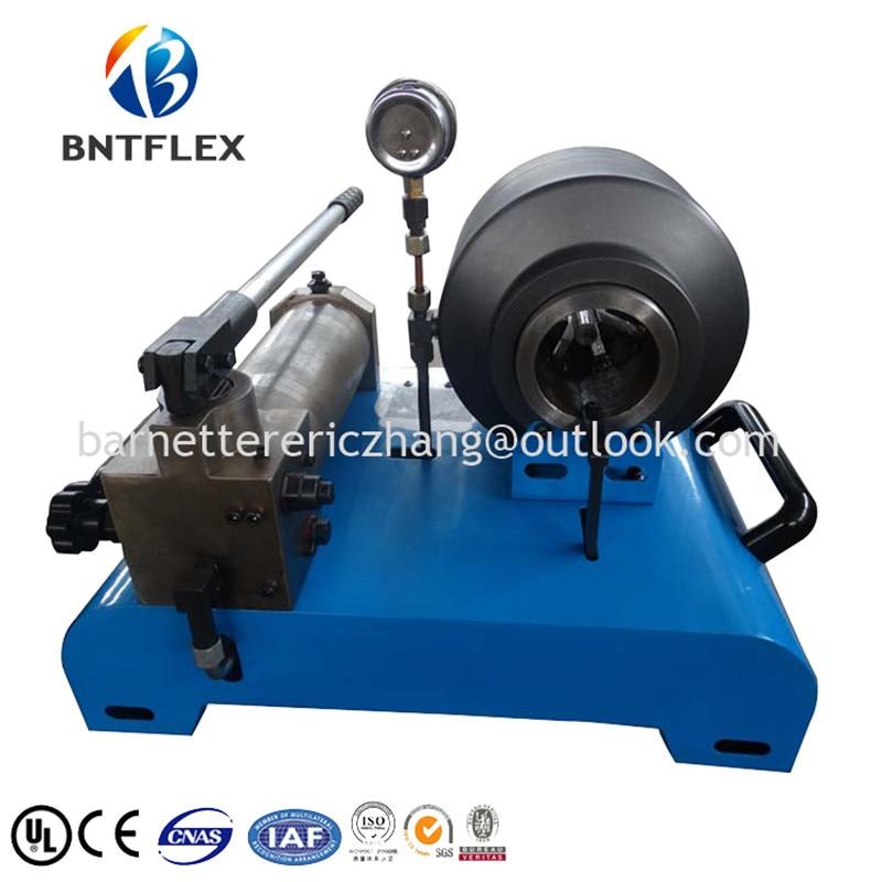 Ręczna hydrauliczna zaciskarka BNT32M do 1 1/4 - Elektronarzędzia - Zdjęcie 4