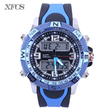 XFCS 2017 waterproof watches for men original man automatic watchs esportivo mens brand digitales watch military clock outdoor