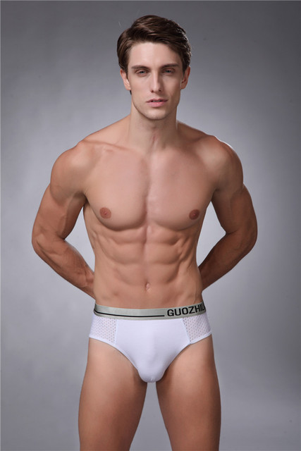 2015 Hot sale New Fashion Better Quality Sexy Men Briefs ...