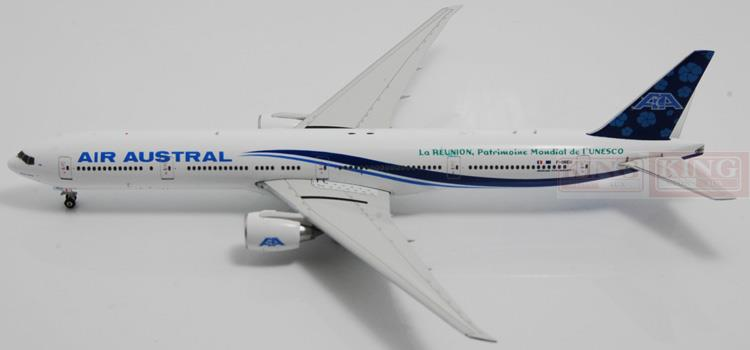 Phoenix 11037* B777-300ER F-OREU 1:400 aviation Ostrava commercial jetliners plane model hobby gjcca1366 b777 300er china international aviation b 2086 1 400 geminijets commercial jetliners plane model hobby