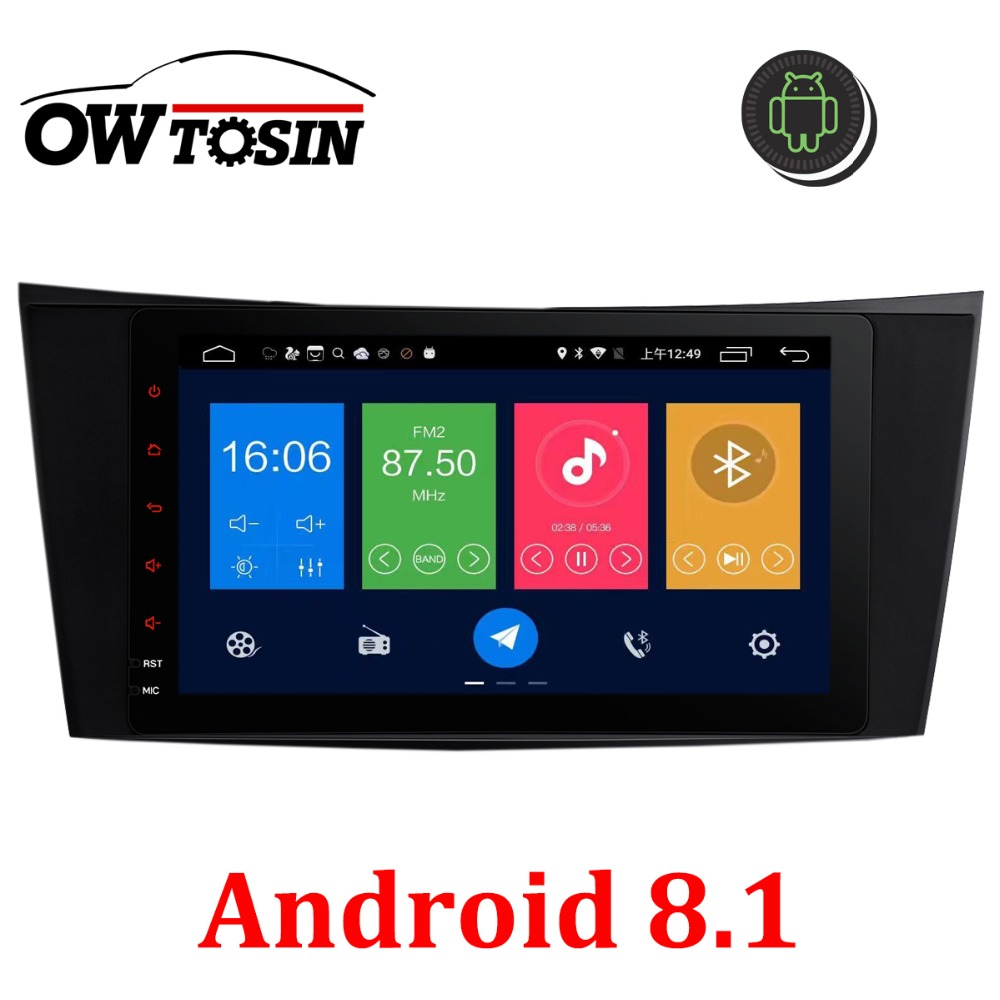 ᗕ Popular mercedes benz w211 android radio phone tv and get