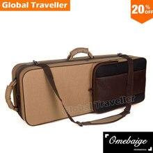Soft Waterproof & Anti Pressure Protection Instruments Tenor Saxophone Case Tenor Saxophone Bags Tenor Saxophone Backpack