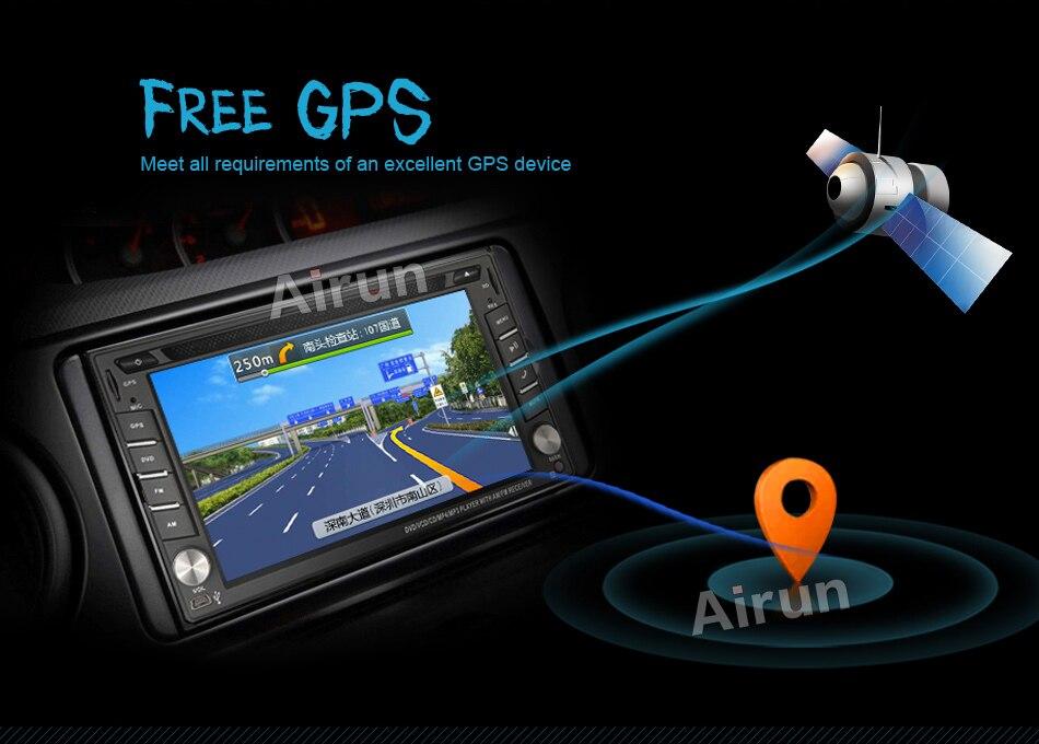 2 din ռադիո մեքենա DVD նվագարկիչ GPS - Ավտոմեքենաների էլեկտրոնիկա - Լուսանկար 3