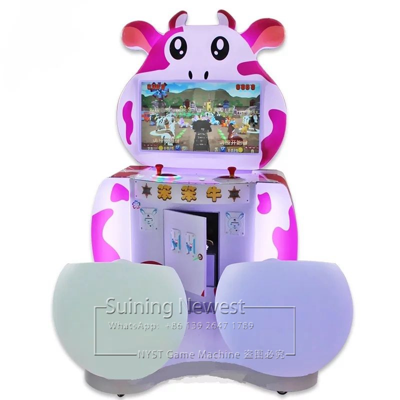Suining Newest Teenagers Kids Amusement Entertainment Equipment Coin Operated Video Tickets Redemption Arcade Game Machine