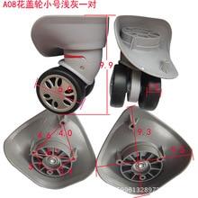 Ersatz Gepäck doppelräder, Reparatur Reisegepäck Rad zubehör, Spinner rad Ersatz, räder für koffer, A08