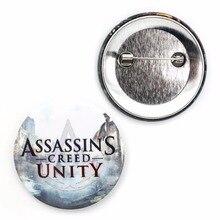 Promotional Button Badge cheap custom metal print LOGO badges