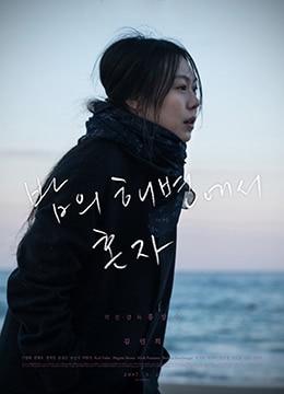 《独自在夜晚的海边》2017年韩国剧情,爱情电影在线观看