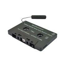 Многофункциональный автомобильный Bluetooth Кассетный адаптер, Bluetooth V4.1 музыкальный приемник адаптер с TF 4GB work во время зарядки, поддержка TF