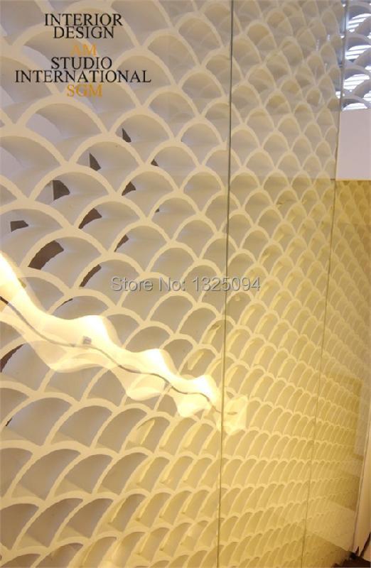 Amazing Decorative Gypsum Wall Panels Photos - All About Wallart ...