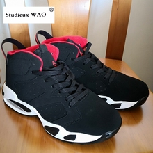 Fall Hot Men Women Sneakers Couple jordan Shoes High Basketball Shoes Outdoor Trainer Tennis Retro Sport Boots Winter zapatillas цена