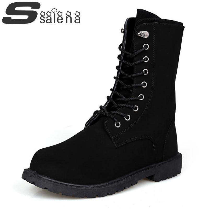 Popular Mens Combat Boots-Buy Cheap Mens Combat Boots lots from ...