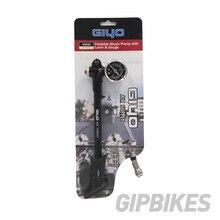 GIYO GS-02D воздушный ударный насос высокого давления для вилки, задней подвески, велосипедного мини-шланга, воздушного насоса, Велосипедная вилка Schrader