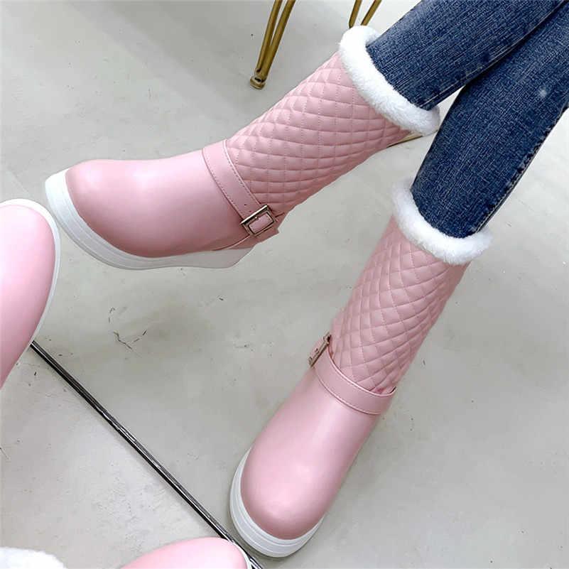 FEDONAS Sonbahar Kış Yeni Vintage Baskı Kadınlar yarım çizmeler Yüksek Topuklar Üzerinde Kayma kısa çizmeler Parti Balo Ayakkabı Kadın Chelsea Çizmeler