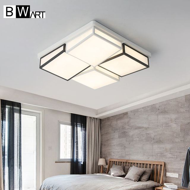 Moderno LED Lampadari A Parete Con Remote Color Control Cambiare LED ...
