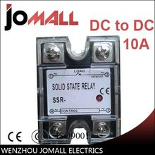 Ssr  10dd h 220v dc управления полупроводниковое реле общего