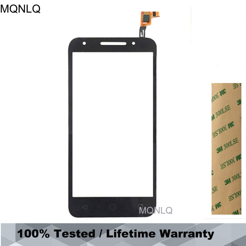 For <font><b>Alcatel</b></font> One Touch U5 <font><b>5044T</b></font> 5044Y 5044D 5044I OT5044 Touch Screen Digitizer Touch Panel Sensor MQNLQ image