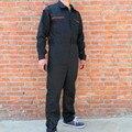 Mens Roupas de Trabalho Macacão de Manga Longa de Alta Qualidade Macacão Trabalhador Absentismo Reparador Auto Máquina de Reparo de Solda Elétrica