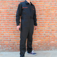 Mens Work Clothing Long Sleeve Coveralls High Quality Overalls Worker Repairman Machine Auto Repair Electric Welding