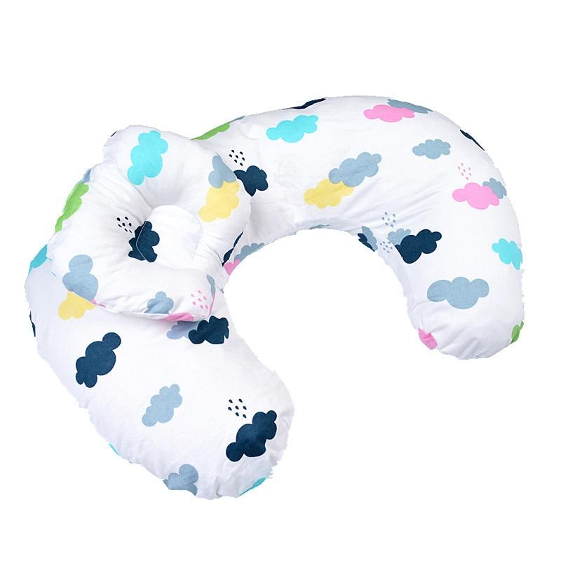 Newborn Baby Pillow Head Positioner Pillow Baby Sleeping  Breast Feeding For Mummy Nursing Multifunction More 28 Style YCZ001