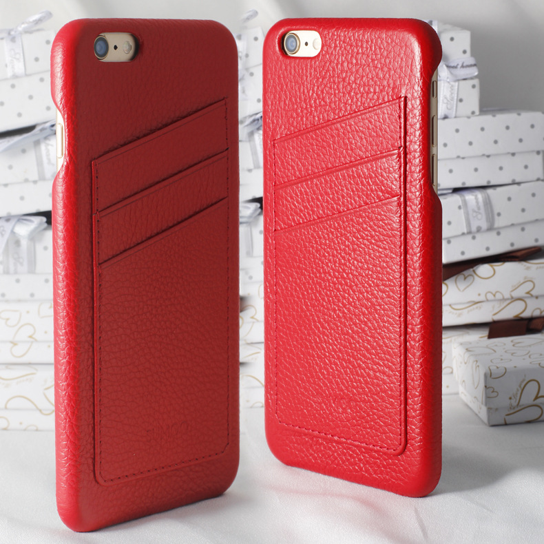 A Dozen Sumgo High Quality Vintage Luxury Leather Phone Cases For Apple IPhone 6 6s Cover Mobile Phone Accessories Case