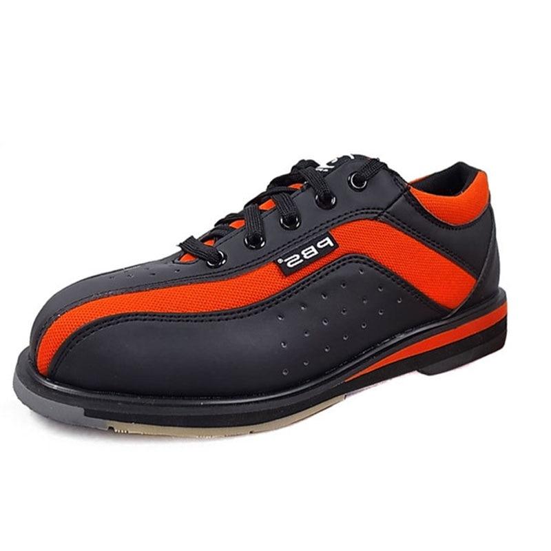e8c313dc2089 Professionelle Bowling Schuhe Für Männer Ätherisches Anfänger Skidproof Sport  Schuhe Hohe Qualität Atmungs Training Turnschuhe D0585