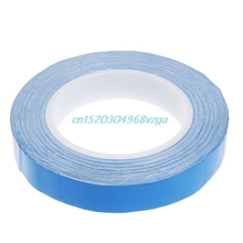 Adhesive Tape Double Side Transfer Heat Thermal Conduct For LED PCB Heatsink CPU #H028#