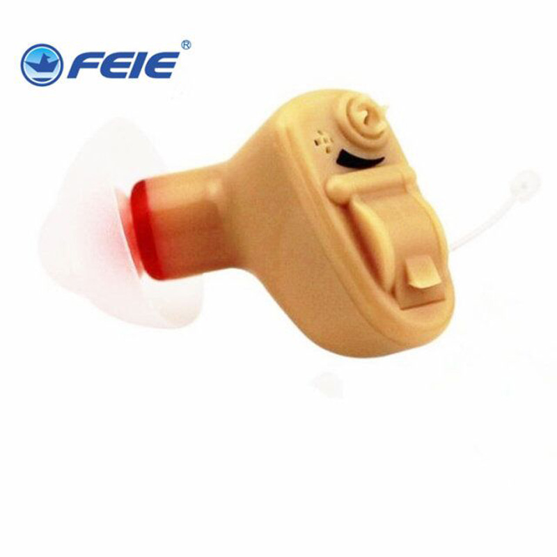 Health Care Hearing Aid Amplifiers Earphone Headset Hearing Aids Mirco Listening Device S-9A for Both Ears acosound invisible cic hearing aid digital hearing aids programmable sound amplifiers ear care tools hearing device 210if