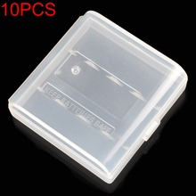 10PCS Hard Plastic Battery Case Holder Storage Box for AAA Battery