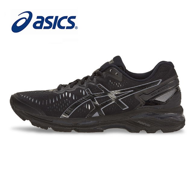 7bd61beeccbb Original ASICS Men Shoes Low GEL-KAYANO 23 Breathable Cushion Light Running  Weight Sports Shoes Sneakers Outdoor Athletic T646N