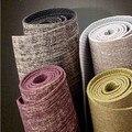 Organic jute yoga mat, природа yoga мат бесплатная доставка и прочная сумка