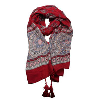 New Winter Scarf Women Hot Products Red Bohemian Charms Ponchos And Capes Warm High Fashion Bufandas