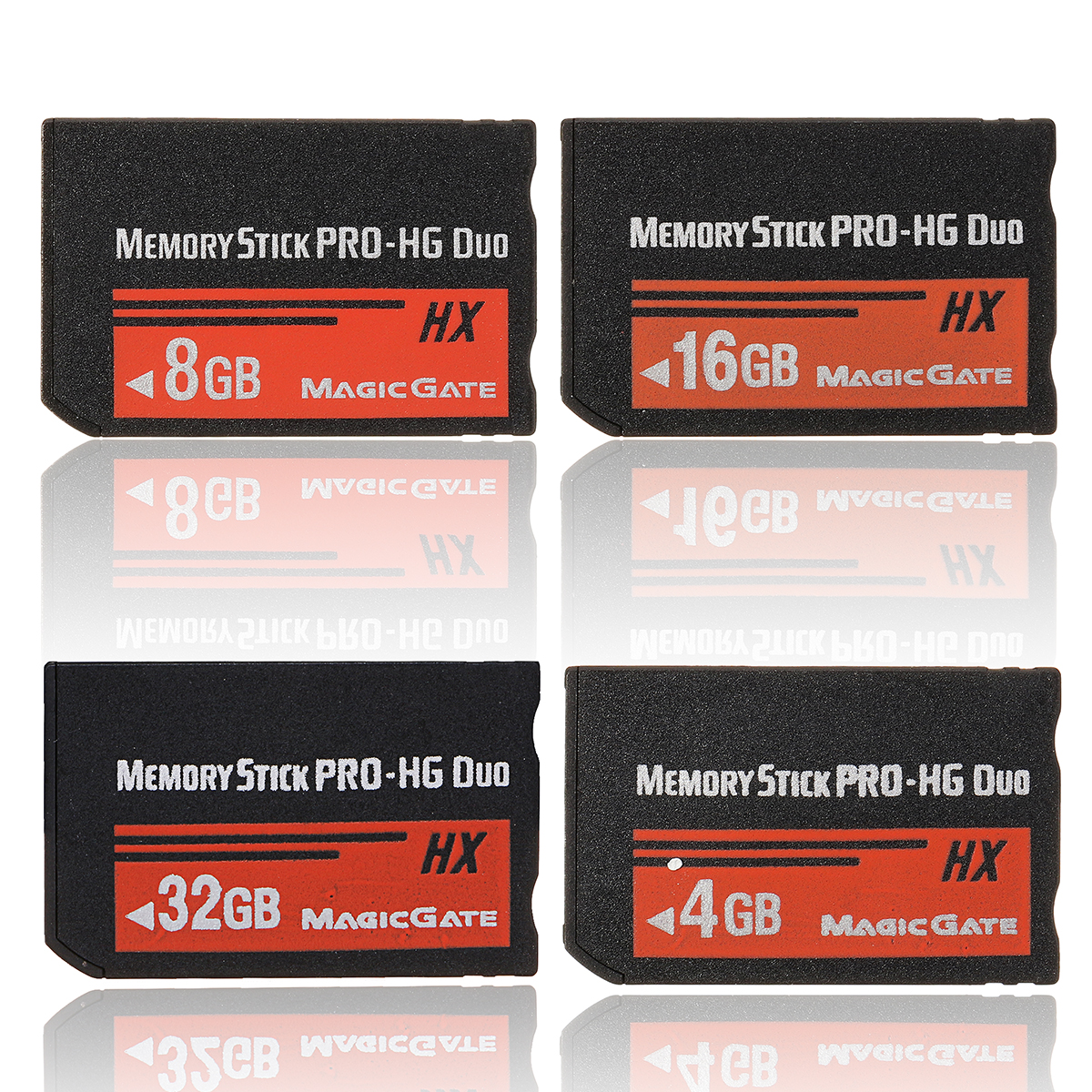 4/8/16/32GB Memory Stick MS Pro Duo Flash Card For Sony for PSP Cybershot Camera Full Capacity Game Memory Cards4/8/16/32GB Memory Stick MS Pro Duo Flash Card For Sony for PSP Cybershot Camera Full Capacity Game Memory Cards