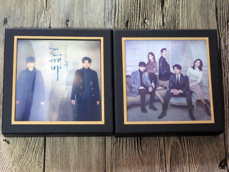 Gong Yoo de Yoo Na autografiada OST El Goblin oficial 02.2017 - a575