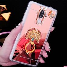 Luxury Shining Mirror TPU Case For Huawei Mate 10 Pro Mate 9 Lite Back Cover For Huawei Y6 2017 Y5 Y7 Prime Y9 Y6 2018 Nova 3i luxury fashion glitter shining cases for huawei y9 2019 y6 2018 y5 honor 8x 10 tpu phone back cover mate 20 lite case p20 pro 9