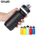 GIYO 600 мл велосипедная бутылка для воды MTB велосипедная бутылка для воды походная велосипедная фляга уличная чашка спортивный велосипед чайн...