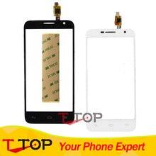 Écran tactile Pour Alcatel One Touch Idol 2 mini 6016 6016D 6016A 6016E 6016X OT6016 Écran Tactile Panneau de Verre Digitizer 1 PC/Lot
