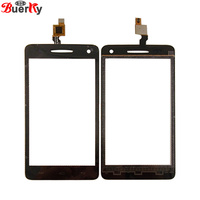 BKparts 1pcs For Lanix Ilium S620 Touch Screen With Touch Panel Glass Digitizer Replacement Free Shipping
