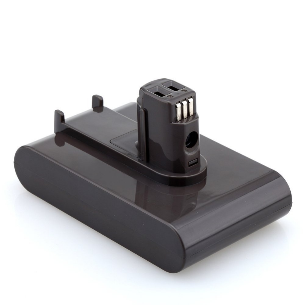 все цены на 2600mAh Spare 22.2V Li-Ion Rechargeable Battery for Dyson DC31 DC34 DC35 DC44 917083-01 Vacuum Cleaner Batteries Packs онлайн