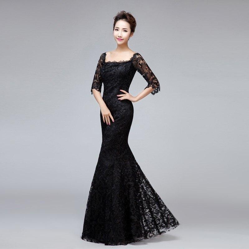 Длинное вечернее платье невесты, одежда для отца, матери, платье детское платье силуэта «русалка» длинное платье для выпускного вечера плюс Размеры для матери невесты платья вечернее платье на заказ